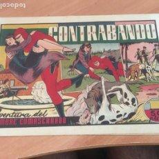 Tebeos: EL HOMBRE ENMASCARADO Nº 39 CONTRABANDO (ORIGINAL HISPANO AMERICANA) (AB-2. Lote 204828442