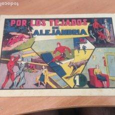 Tebeos: EL HOMBRE ENMASCARADO Nº 21 POR LOS TEJADOS DE ALEJANDRIA (ORIGINAL HISPANO AMERICANA) (AB-2. Lote 204838343