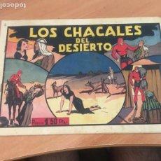 Tebeos: EL HOMBRE ENMASCARADO Nº LOS CHACALES DEL DESIERTO (ORIGINAL HISPANO AMERICANA) (AB-2. Lote 204838730