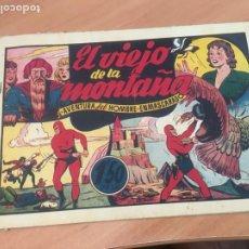 Tebeos: EL HOMBRE ENMASCARADO Nº EL VIEJO DE LA MONTAÑA (ORIGINAL HISPANO AMERICANA) PORTUGUES CORUÑA (AB-2. Lote 204840365