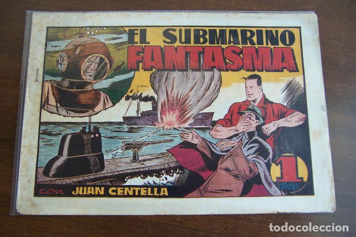 Tebeos: hispano americana, juan centella, nº en interior - Foto 43 - 87629320