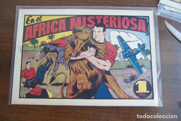 Tebeos: hispano americana, juan centella, nº en interior - Foto 45 - 87629320