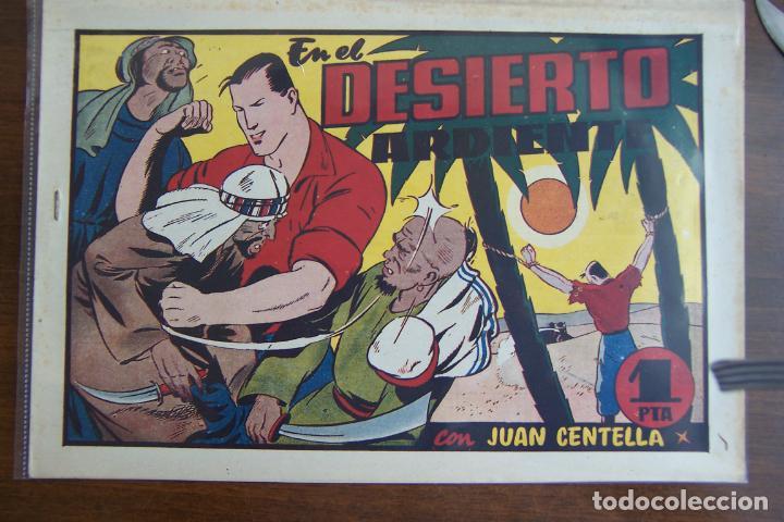 Tebeos: hispano americana, juan centella, nº en interior - Foto 47 - 87629320
