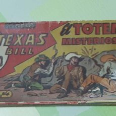 Tebeos: TEBEOS-COMICS CANDY - TEX WILLER - TEXAS BILL - COMPLETA - HISPANOAMERICANA 1949 - UNICA - UU99. Lote 205257267