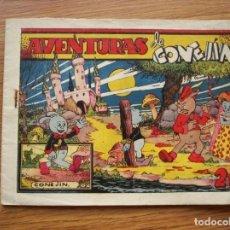 Tebeos: AVENTURAS DE CONEJÍN (HISPANO AMERICANA 1944). Lote 205533306