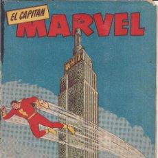 Tebeos: EL CAPITÁN MARVEL Nº 27. ENTERRADO VIVO. Lote 205548833