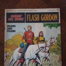 Tebeos: FLAS GORDON PELIGRO TRAS PELIGRO 1971 Nº17. Lote 205588062