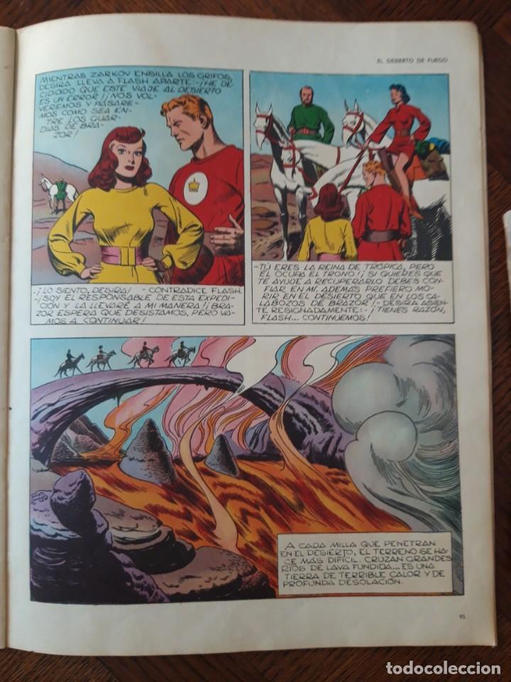 Tebeos: Flas Gordon Peligro tras peligro 1971 Nº17 - Foto 2 - 205588062