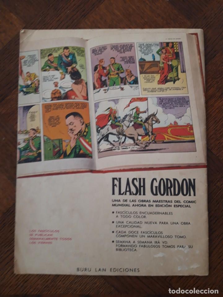 Tebeos: Flas Gordon Peligro tras peligro 1971 Nº17 - Foto 3 - 205588062