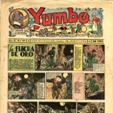 Tebeos: YUMBO-139 (HISPANO AMERICANA, 1937). Lote 206204327