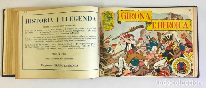 Tebeos: HISTORIA I LLEGENDA. Colección completa de 28 números. - Foto 2 - 207075303