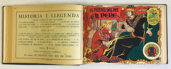 Tebeos: HISTORIA I LLEGENDA. Colección completa de 28 números. - Foto 3 - 207075303