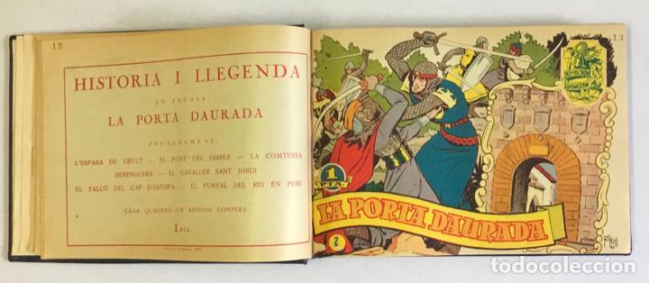 Tebeos: HISTORIA I LLEGENDA. Colección completa de 28 números. - Foto 5 - 207075303