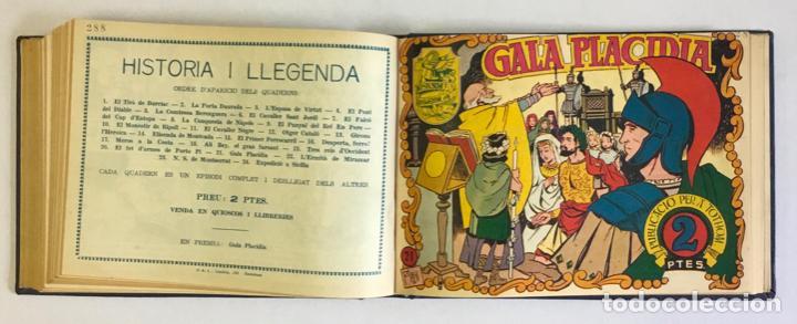 Tebeos: HISTORIA I LLEGENDA. Colección completa de 28 números. - Foto 6 - 207075303