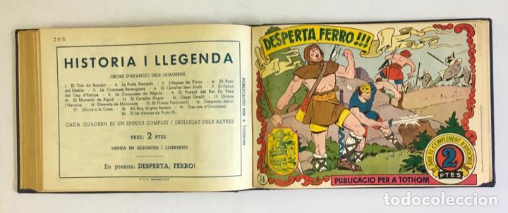 Tebeos: HISTORIA I LLEGENDA. Colección completa de 28 números. - Foto 7 - 207075303