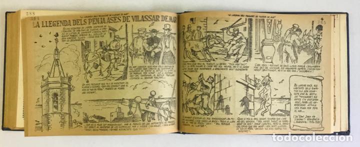 Tebeos: HISTORIA I LLEGENDA. Colección completa de 28 números. - Foto 8 - 207075303
