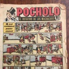 BDs: POCHOLO. Lote 207158948