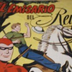 Tebeos: TEBEO COMIC AVENTURA DEL HOMBRE ENMASCARADO Nº 12 EL EMISARIO DEL REY ORIGINAL. Lote 207189841