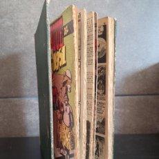 Tebeos: ORIGINALES.LOTE DEL HOMBRE ENMASCARADO, ALMANAQUE 1951 MÁS 37 NÚMEROS DE LA ÉPOCA ENCUADERNADOS. Lote 207220902