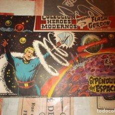 Tebeos: COLECCION HEROES MODERNOS FLASH GORDON Y EL HOMBRE ENMASCARADO Nº 17, EL PENDULO DEL ESPACIO. Lote 207812622