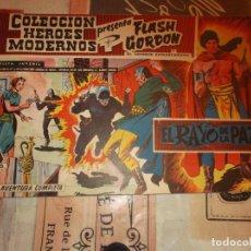 Tebeos: COLECCION HEROES MODERNOS FLASH GORDON Y EL HOMBRE ENMASCARADO Nº 10, EL RAYO DE LA PAZ. Lote 207814830