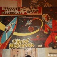 Tebeos: COLECCION HEROES MODERNOS FLASH GORDON Y EL HOMBRE ENMASCARADO Nº 21, EL BEBE MISTERIOSO. Lote 207815497