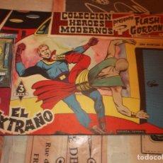Tebeos: COLECCION HEROES MODERNOS FLASH GORDON Y EL HOMBRE ENMASCARADO Nº 12, EL EXTRAÑO. Lote 207816147