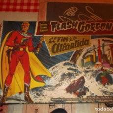 Tebeos: COLECCION HEROES MODERNOS FLASH GORDON Y EL HOMBRE ENMASCARADO Nº 2, EL FIN DE LA ATLANTIDA. Lote 207817282