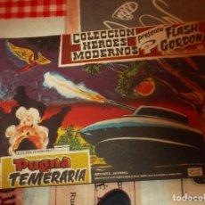 Tebeos: COLECCION HEROES MODERNOS FLASH GORDON Y EL HOMBRE ENMASCARADO Nº 28, PUGNA TEMERARIA. Lote 207817711
