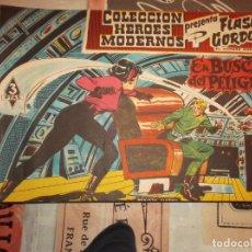 Tebeos: COLECCION HEROES MODERNOS FLASH GORDON Y EL HOMBRE ENMASCARADO Nº 29, EN BUSCA DEL PELIGRO. Lote 207818957