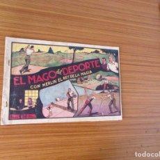 Tebeos: MERLIN Nº EL MAGO DEL DEPORTE EDITA HISPANO AMERICANA. Lote 207864898