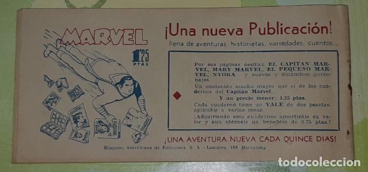 Tebeos: TEBEOS-COMICS CANDY - TEX WILLER - TEXAS BILL - COMPLETA - HISPANOAMERICANA 1949 - UNICA - UU99 - Foto 20 - 205257267