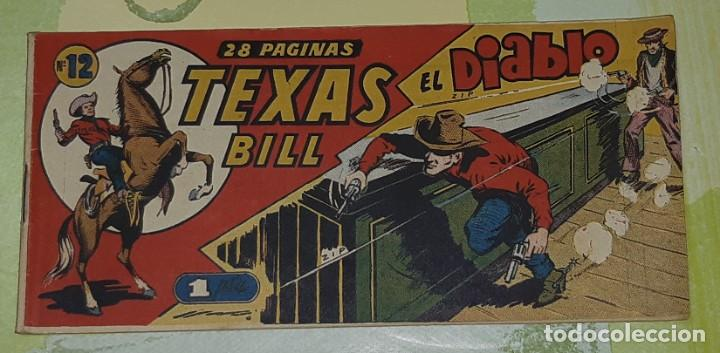 Tebeos: TEBEOS-COMICS CANDY - TEX WILLER - TEXAS BILL - COMPLETA - HISPANOAMERICANA 1949 - UNICA - UU99 - Foto 23 - 205257267