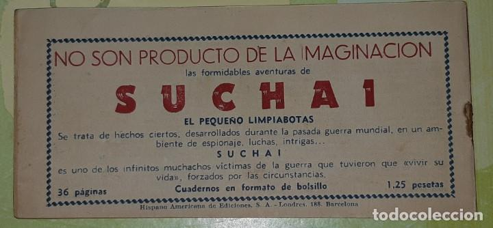 Tebeos: TEBEOS-COMICS CANDY - TEX WILLER - TEXAS BILL - COMPLETA - HISPANOAMERICANA 1949 - UNICA - UU99 - Foto 32 - 205257267