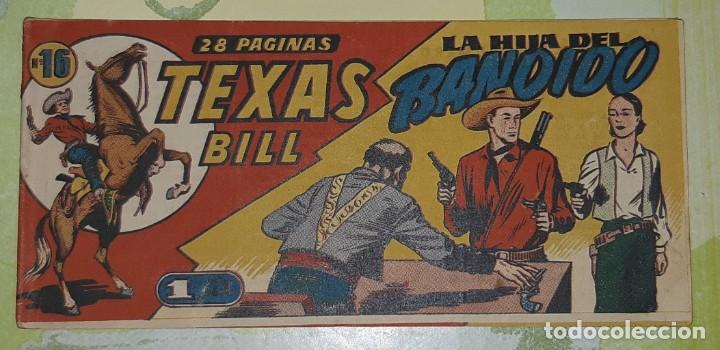 Tebeos: TEBEOS-COMICS CANDY - TEX WILLER - TEXAS BILL - COMPLETA - HISPANOAMERICANA 1949 - UNICA - UU99 - Foto 31 - 205257267