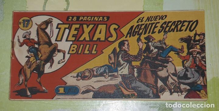 Tebeos: TEBEOS-COMICS CANDY - TEX WILLER - TEXAS BILL - COMPLETA - HISPANOAMERICANA 1949 - UNICA - UU99 - Foto 33 - 205257267