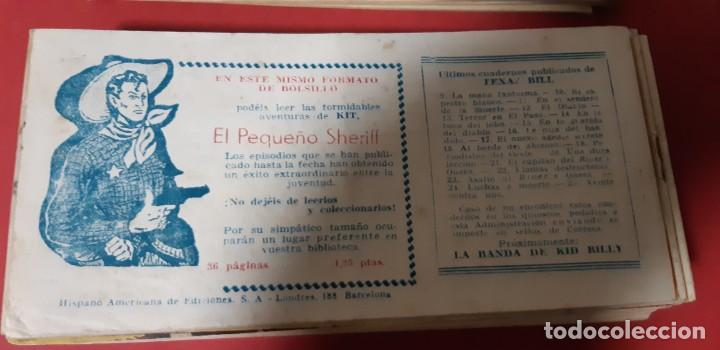 Tebeos: TEBEOS-COMICS CANDY - TEX WILLER - TEXAS BILL - COMPLETA - HISPANOAMERICANA 1949 - UNICA - UU99 - Foto 54 - 205257267