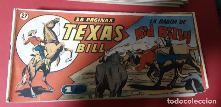 Tebeos: TEBEOS-COMICS CANDY - TEX WILLER - TEXAS BILL - COMPLETA - HISPANOAMERICANA 1949 - UNICA - UU99 - Foto 53 - 205257267