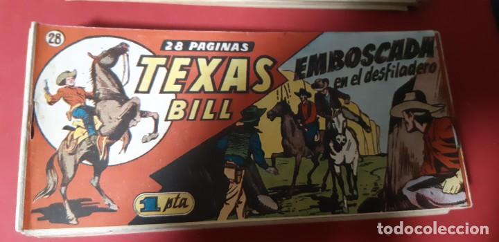 Tebeos: TEBEOS-COMICS CANDY - TEX WILLER - TEXAS BILL - COMPLETA - HISPANOAMERICANA 1949 - UNICA - UU99 - Foto 55 - 205257267