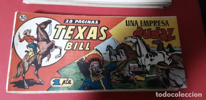 Tebeos: TEBEOS-COMICS CANDY - TEX WILLER - TEXAS BILL - COMPLETA - HISPANOAMERICANA 1949 - UNICA - UU99 - Foto 59 - 205257267