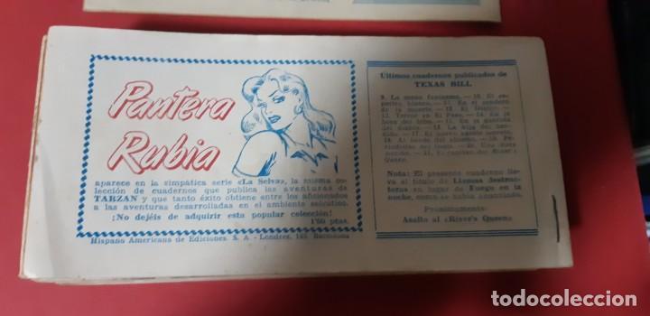 Tebeos: TEBEOS-COMICS CANDY - TEX WILLER - TEXAS BILL - COMPLETA - HISPANOAMERICANA 1949 - UNICA - UU99 - Foto 46 - 205257267