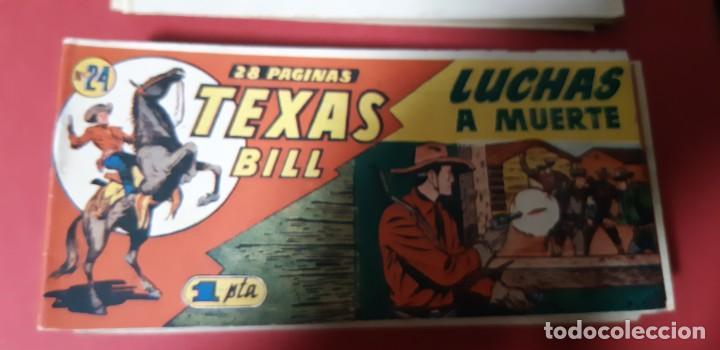 Tebeos: TEBEOS-COMICS CANDY - TEX WILLER - TEXAS BILL - COMPLETA - HISPANOAMERICANA 1949 - UNICA - UU99 - Foto 47 - 205257267