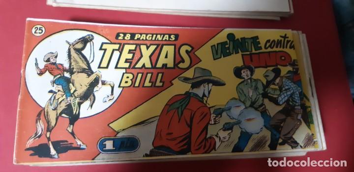 Tebeos: TEBEOS-COMICS CANDY - TEX WILLER - TEXAS BILL - COMPLETA - HISPANOAMERICANA 1949 - UNICA - UU99 - Foto 49 - 205257267
