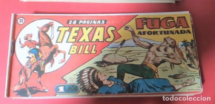 Tebeos: TEBEOS-COMICS CANDY - TEX WILLER - TEXAS BILL - COMPLETA - HISPANOAMERICANA 1949 - UNICA - UU99 - Foto 61 - 205257267
