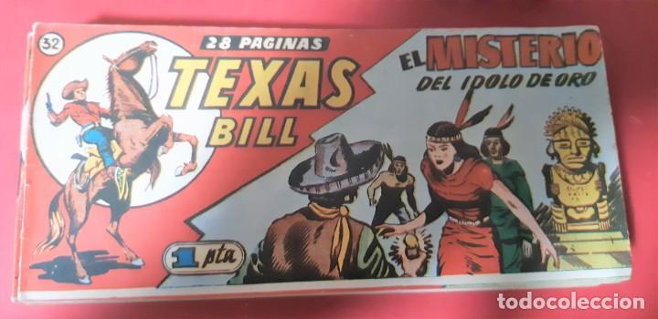 Tebeos: TEBEOS-COMICS CANDY - TEX WILLER - TEXAS BILL - COMPLETA - HISPANOAMERICANA 1949 - UNICA - UU99 - Foto 63 - 205257267