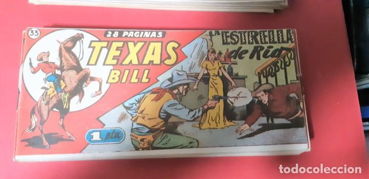 Tebeos: TEBEOS-COMICS CANDY - TEX WILLER - TEXAS BILL - COMPLETA - HISPANOAMERICANA 1949 - UNICA - UU99 - Foto 65 - 205257267