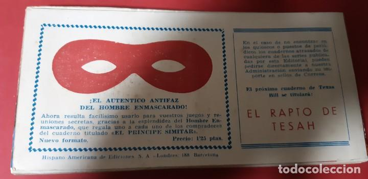 Tebeos: TEBEOS-COMICS CANDY - TEX WILLER - TEXAS BILL - COMPLETA - HISPANOAMERICANA 1949 - UNICA - UU99 - Foto 70 - 205257267