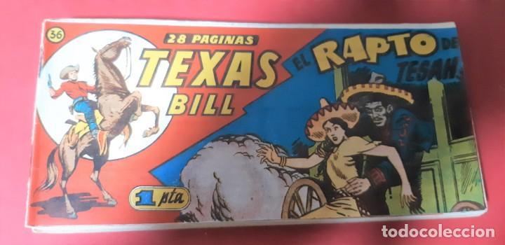 Tebeos: TEBEOS-COMICS CANDY - TEX WILLER - TEXAS BILL - COMPLETA - HISPANOAMERICANA 1949 - UNICA - UU99 - Foto 71 - 205257267