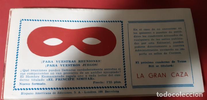 Tebeos: TEBEOS-COMICS CANDY - TEX WILLER - TEXAS BILL - COMPLETA - HISPANOAMERICANA 1949 - UNICA - UU99 - Foto 72 - 205257267