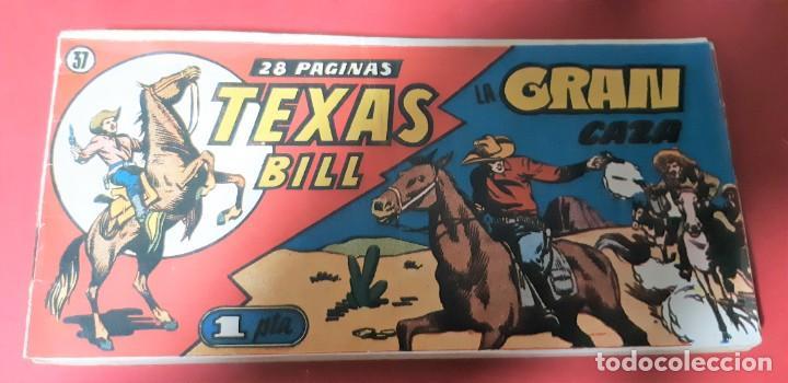 Tebeos: TEBEOS-COMICS CANDY - TEX WILLER - TEXAS BILL - COMPLETA - HISPANOAMERICANA 1949 - UNICA - UU99 - Foto 73 - 205257267